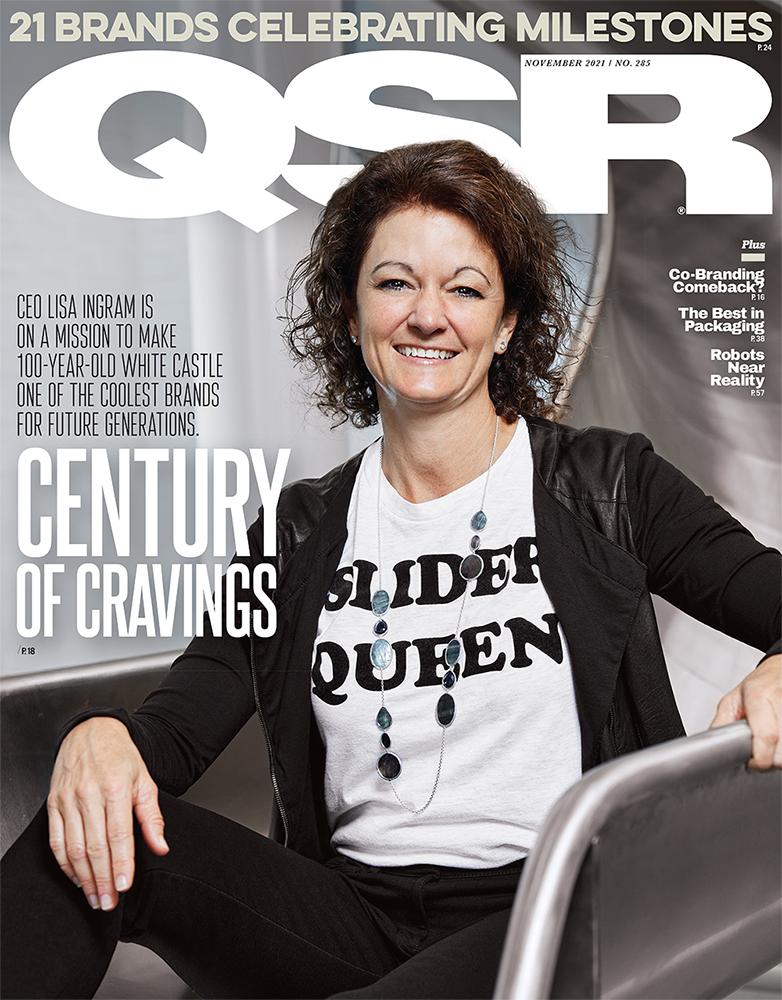 QSR cover