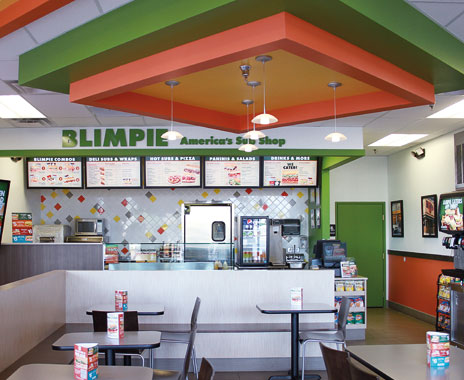 Fast Food Restaurant Design Planned With Consumer Psychology