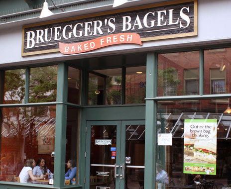 Bruegger S Bagels Shutters 30 Locations Nationwide Qsr