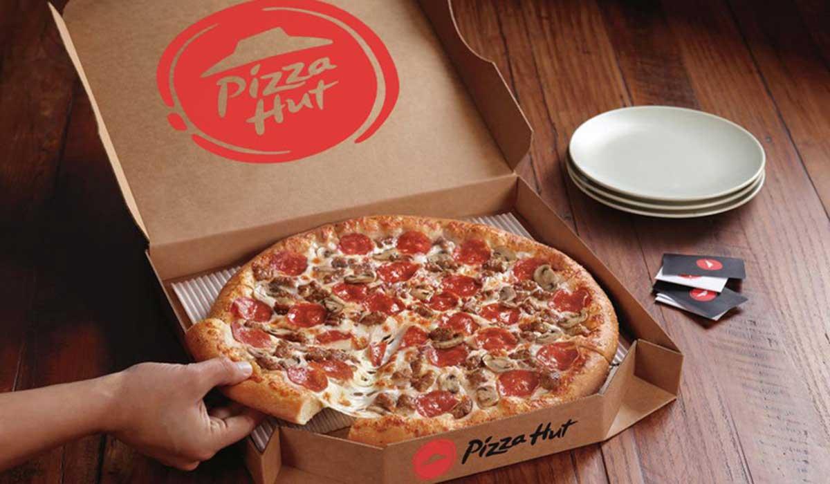 Image Result For Get Free Food Pizza Hut