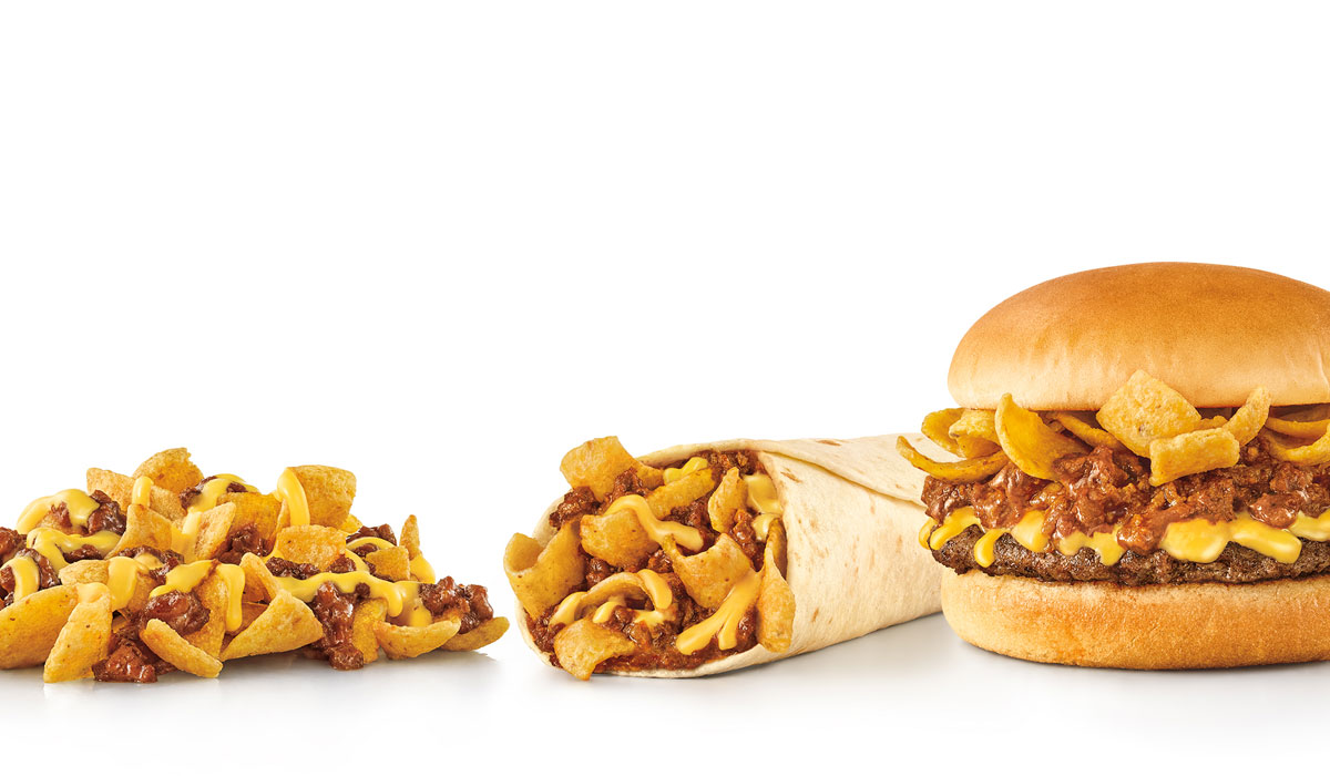 Sonic Adds Fritos Chili Cheese Faves Starting At 99 Cents