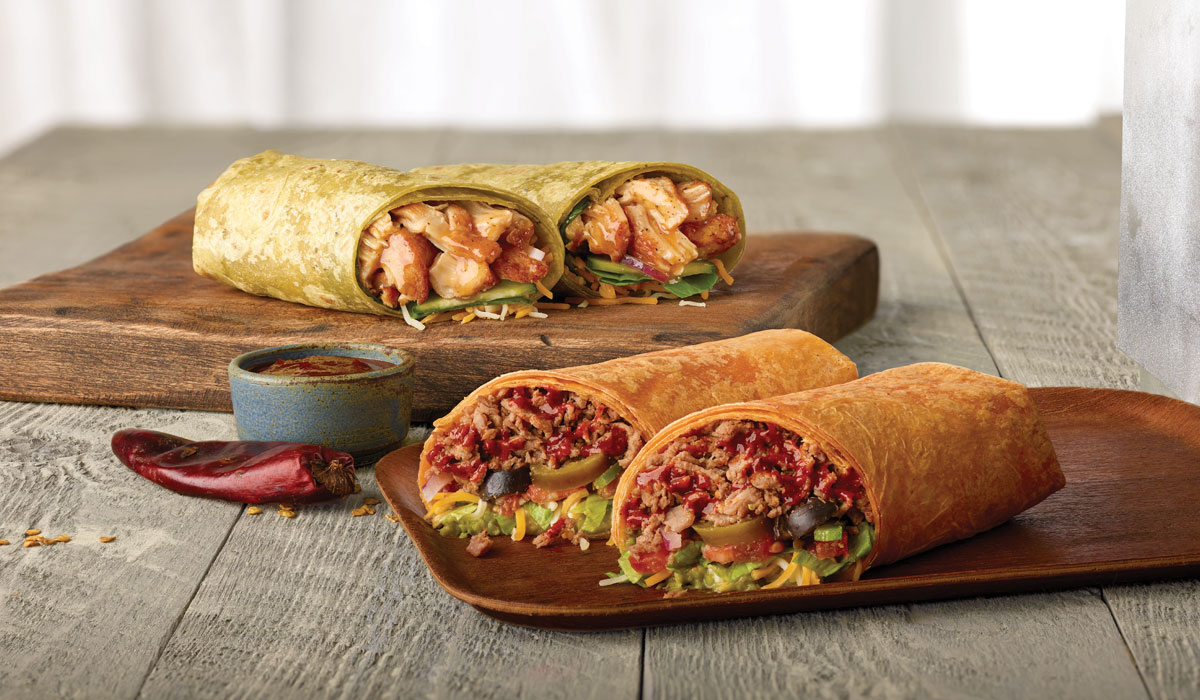 subway launches 2 new signature wraps for a limited time