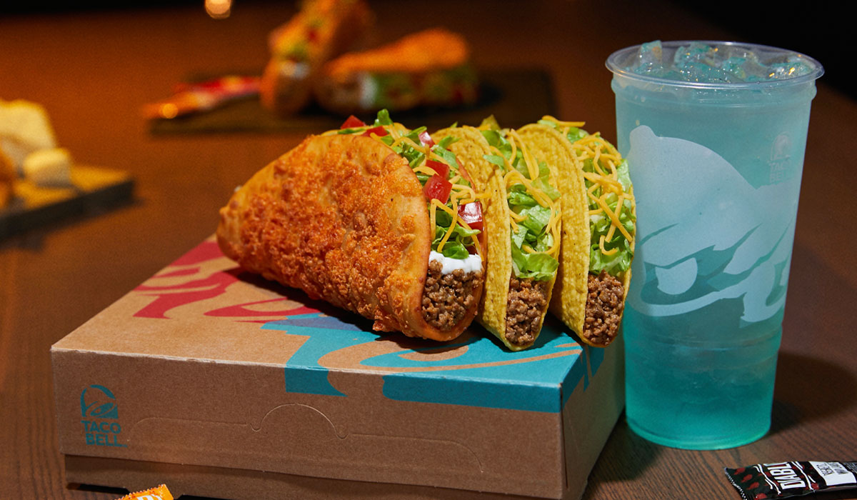 Taco Bell Dixi