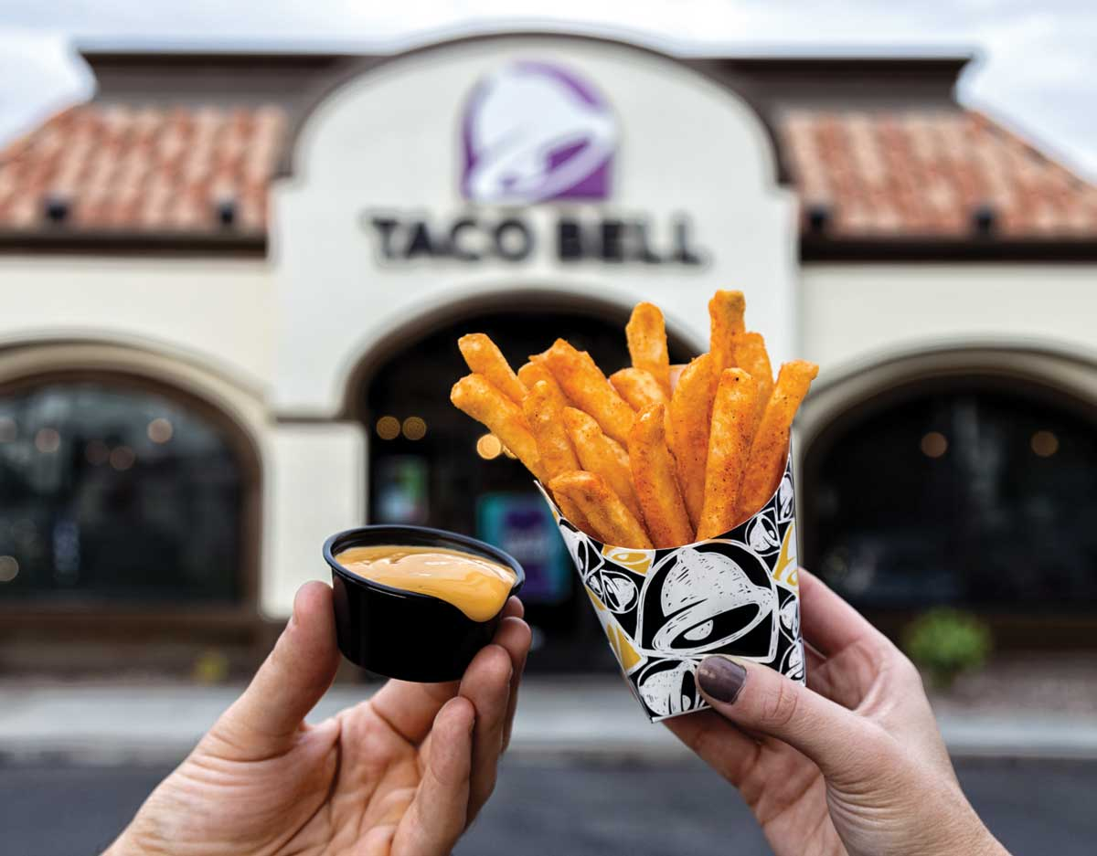 Fast Food Trends