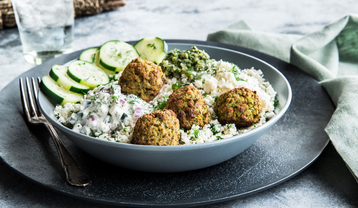 Zoes Kitchen Launches Falafel New Family Dinners At All