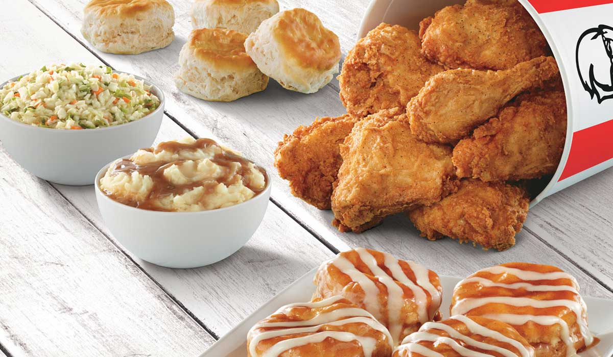 KFC's Mission: 'Frictionless Fried Chicken' - QSR magazine