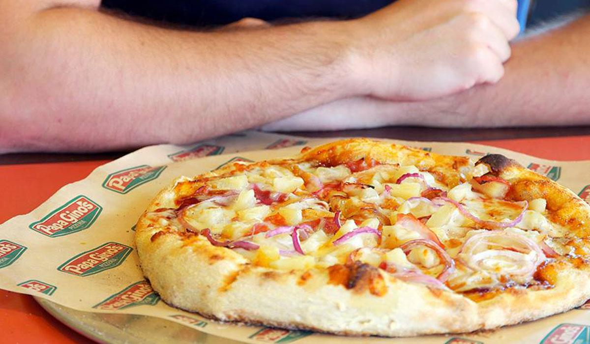 Papa Ginos Pizza Box 1997 Wwwtopsimagescom