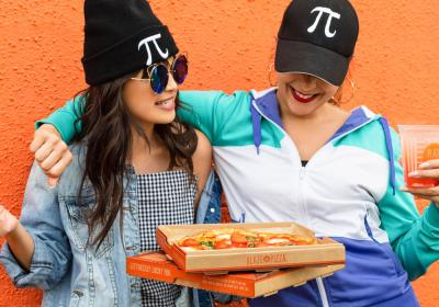 Blaze Pizza customers.