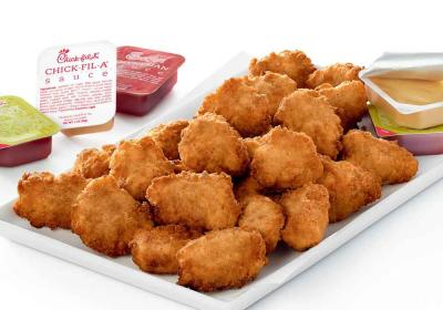 Chick-fil-A meal bundles.