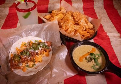 Torchy's Tacos.