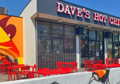 Dave's Hot Chicken exterior.