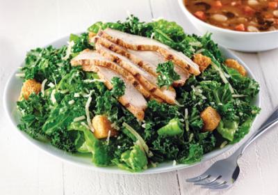 QSR salad innovation puts attention on new field greens and lettuce varieties.
