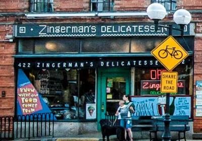 Fast food brands like Zingermans build growth strategy around quality.