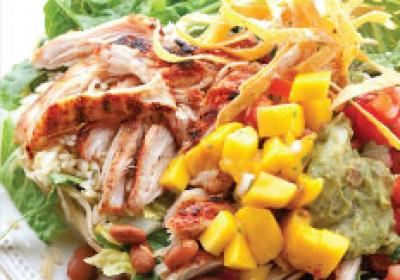Costa Vida offers fresh Mexican ingredients in a laid back fast casual setting.