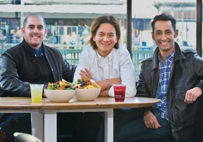 Millennial quick service business leaders change restaurant industry for better.