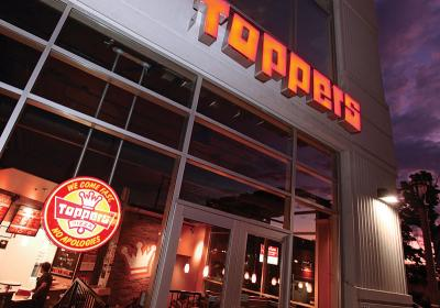 Toppers' new advertising campaign hopes to capture customers and sales from big-