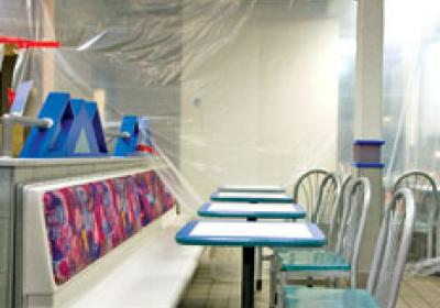 Renovations among quick-service franchises are a popular way to freshen a brand'