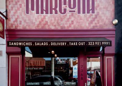 LA fast casual Marcona offers East Coast deli menu items with West Coast flare.