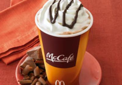 Brand extensions like McDonald's McCafe can build sales in a big way.