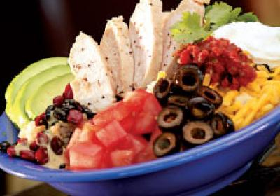 Cafe Yumm is a Northwest fast casual chain specializing in organic rice bowls.