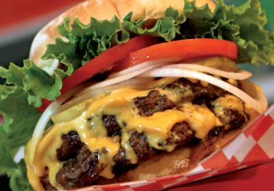 Quick serve concept Teddy's Bigger Burgers serves up premium burgers in Hawaii.