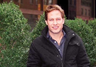 Just Salad founder Nick Kenner is helped by his past experience at a hedge fund.