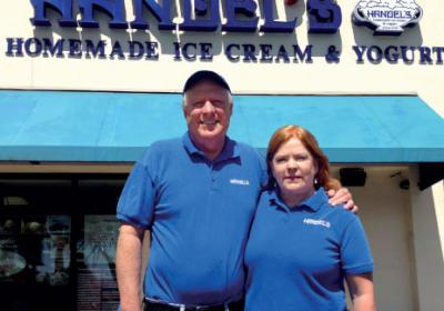 Dessert quick serve franchisee builds store into profitable venture through marketing.