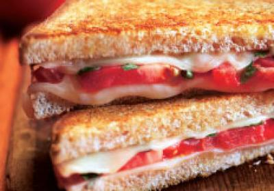 Grilled cheese sandwiches at Cheeseboy offer innovative take on traditional food