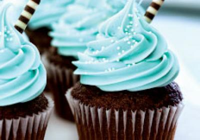 Cupcakes became a trendy dessert option at fast food restaurants last year.