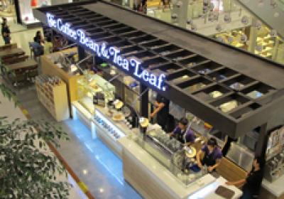 Coffee Bean and Tea Leaf has a significant international market presence.