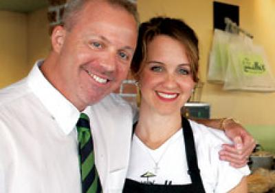 David and Camille Rutkauskas have built BBI into a global portfolio of brands.
