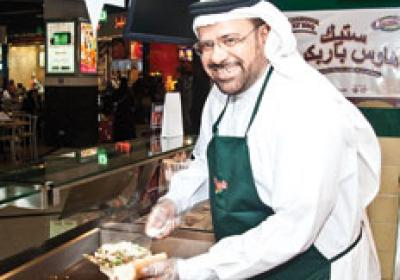 Mohammad Al Madani brought Charley's to Abu Dhabi and Dubai.