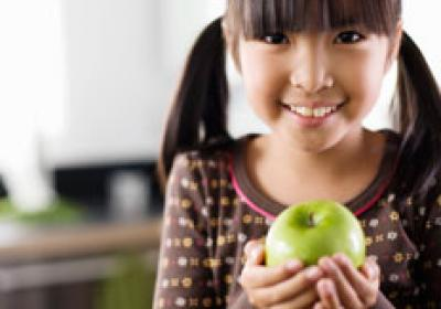 New study shows kids are increasingly interested in healthy food options.