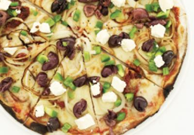 Restaurants can think outside the box with new pizza ingredients.