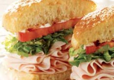 Turkey sandwiches are the fifth-most popular poultry dish in limited service.