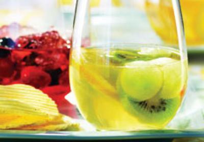 Many tea flavors and varieties give operators a new beverage platform.