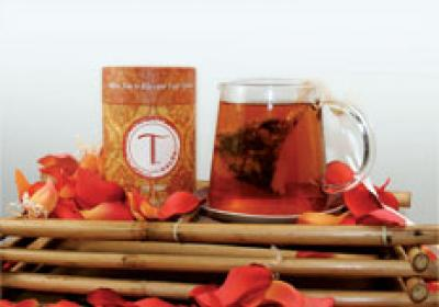 Customers go to T Salon for the flavor, fragrance, and healthfulness of tea.