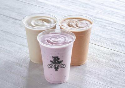 Burgerville Vegan Shakes