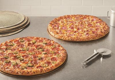 Dominos offers two topping pizzas at value deal for one week only.