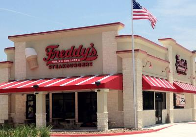 Freddys has become a major burger franchise success across the US.