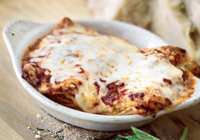 Denver restaurant Mici offers lasagna dishes for preorder for holiday.