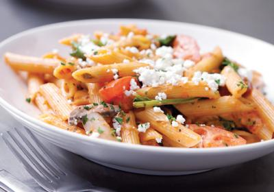 Quick service concept operators serve new pasta and noodle menu items.