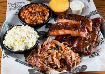 Old Carolina Barbecue Company opened its 10th location.