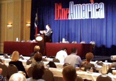 Restaurant executives will gather in Atlanta in September for Dine America.