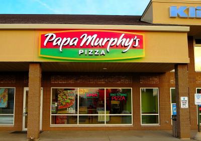 Papa Murphy's restaurant storefront.