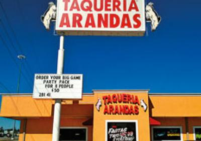 Taquerias Arandas sources high quality beef for fast casual Mexican operation.