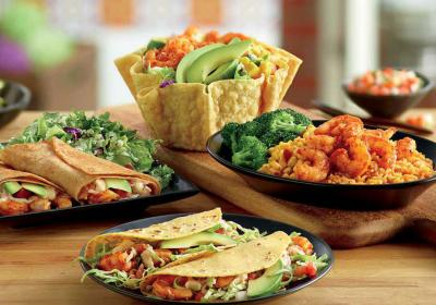 El Pollo Loco's offerings include shrimp marinated in chipotle chiles and garlic alongside El Pollo Loco's signature Mexican-inspired ingredients and authentic flavors.
