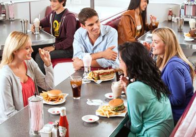 QSR chains market to Millennial customers by selling restaurant story.