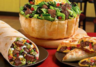 More fast food brands, including Moe's, are using sustainable proteins on menus.