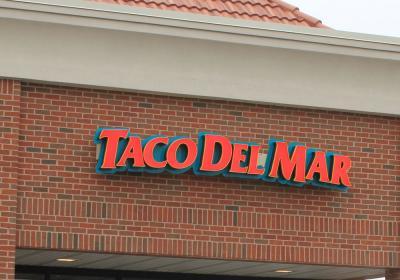 Taco Del Mar restaurant in Michigan.